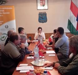 Vidékfejlesztési Fórum Kunpeszér (2015.10.07.)